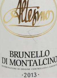 Altesino Brunello di Montalcinotext