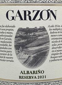Garzón Albariño Reservatext