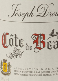 Joseph Drouhin Côte de Beaune Blanctext