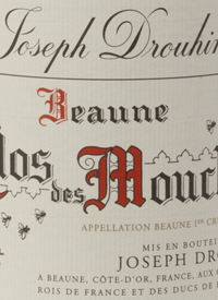 Joseph Drouhin Beaune Clos des Mouches Blanc 1er Crutext
