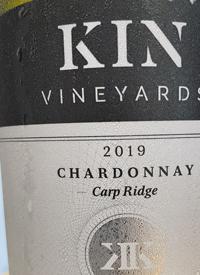 Kin Vineyards Carp Ridge Chardonnaytext