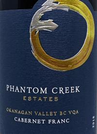 Phantom Creek Estates Cabernet Franctext