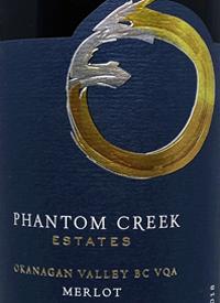 Phantom Creek Estates Merlottext