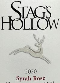 Stag's Hollow Syrah Rosétext