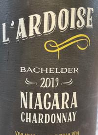 Bachelder L'Ardoise Niagara Chardonnaytext