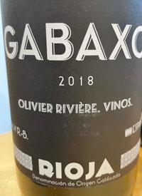 Olivier Rivière Gabaxotext