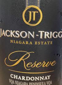 Jackson-Triggs Reserve Chardonnaytext