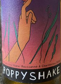 Poppyshake Roussanne and Chardonnaytext