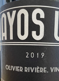 Olivier Rivière Rayos Uvatext