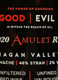 Amulet Redtext