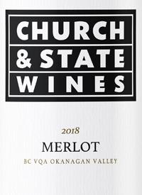 Church & State Wines Merlottext