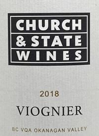 Church & State Wines Viogniertext
