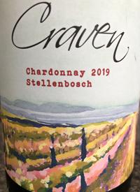 Craven Wines Chardonnaytext