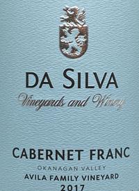 Da Silva Cabernet Franctext