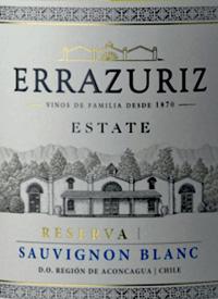 Errazuriz Estate Reserva Sauvignon Blanctext