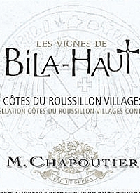 M. Chapoutier Les Vignes de Bila-Haut Rougetext