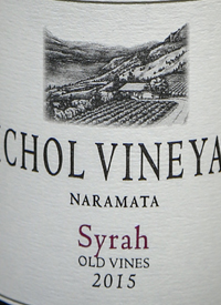 Nichol Vineyard Old Vines Syrahtext