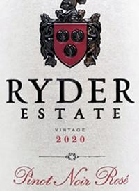 Ryder Estate Pinot Noir Rosétext