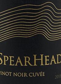 Spearhead Pinot Noir Cuvéetext