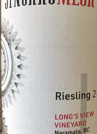 Synchromesh Long's View Vineyard Rieslingtext