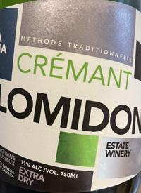 Blomidon Crémant Extra Drytext