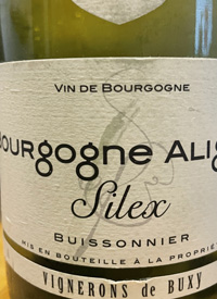 Buissonnier Bourgogne Aligoté Silextext