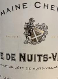 Domaine Chevalier Côte de Nuits-Villagestext