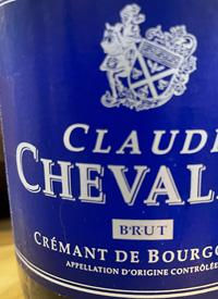 Claude Chevalier Crémant de Bourgognetext