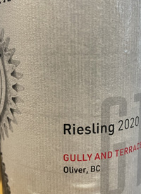 Synchromesh Gully and Terrace Vineyard Rieslingtext