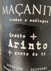 Maçanita Quanto + Arinto + Gosto de titext