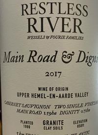 Restless River Main Road & Dignitytext