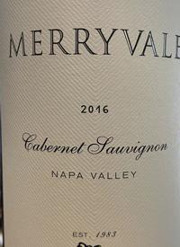Merryvale Vineyards Cabernet Sauvignontext