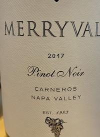 Merryvale Vineyards Pinot Noirtext