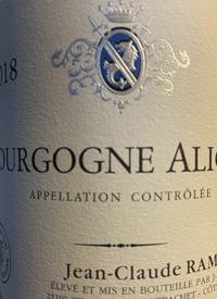 Jean-Claude Ramonet Bourgogne Aligotétext