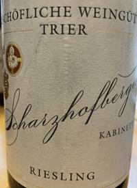Bischöfliche Weingüter Trier Scharzhofberger Riesling Kabinetttext