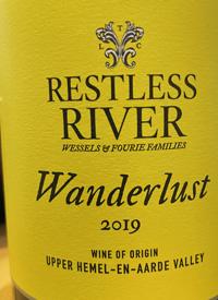 Restless River Wanderlusttext