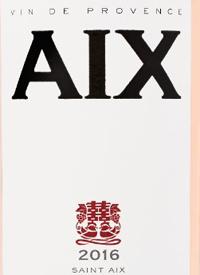 Maison Saint Aix Coteaux d'Aix-en-Provence Rosétext