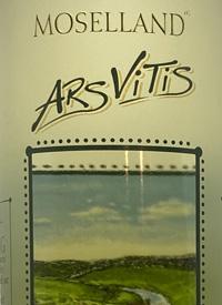 Moselland Ars Vitis Riesling Qualitätsweintext