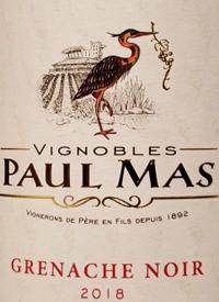 Paul Mas Grenache Noirtext