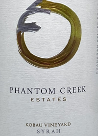 Phantom Creek Estates Kobau Vineyard Syrahtext