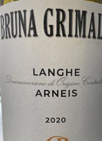 Bruna Grimaldi Arneistext